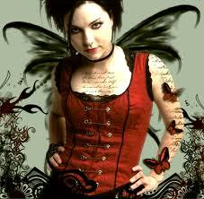 Amy Lee ^_^ I didnt mind her last album.
