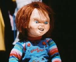 "I just watched ""Child's Play"" at my sleepover. Oh my gosh, Chucky scares the living crap out of me!"