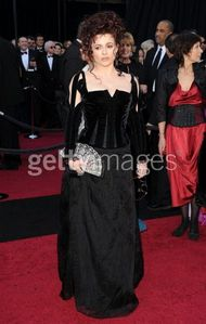 first pic of helena at the oscars whoop