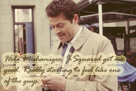 Hola mishamigos, again x] I think that's going to be my new catchphrase when I come on here. Instead