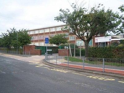 Here's mine >.< x My school looks like a block of appartamenti :L x