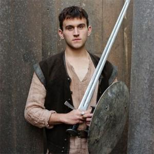 Yeah, Merlin!! I only started watching it this past season because we only got it on SyFy recently.
