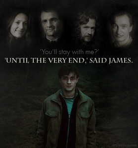 thanks lol, its a dobby quote from the movie and hermione ron and harry underwater lol