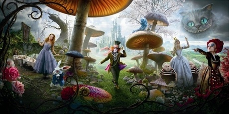 Yes, it's one of my favoriete books, and Tim burton rocked the movie last year.
