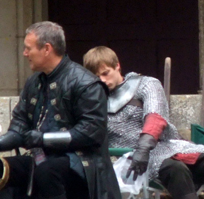 Because I have insomnia :x I want to sleep peacefully like Bradley ^_^