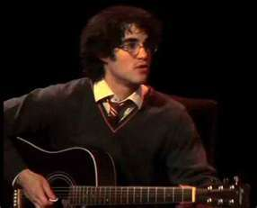 All my friends who love glee are now obsessed with Darren, but i knew him from when he was in AVPM :D