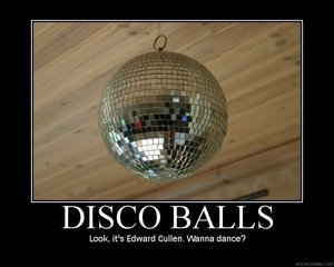 THAT CAKE IS EPIC!!! THE DISCO BALLL: MWAHAHAAAA!