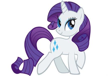 The best unicorn? Rarity.