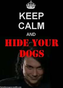 GEE THANKS FOR SPOILING IT ALEXXXXXX I KNOW YO DOG'S NAME MUAHAHHAHAHAHAAAAAAAAAAAA