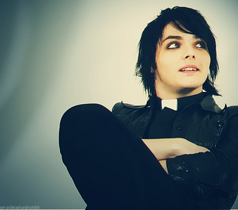 Best pic of Gerard everrr: