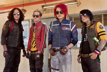 Okay, enough Danger Days spam x]
