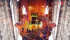 My prayers go out to London again tonight.