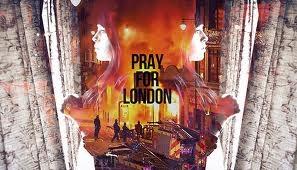 My prayers go out to Лондон again tonight.