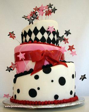 I BAKE YU CAKE :D
