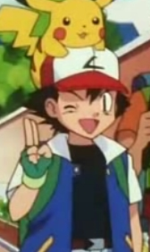 I like Ash in both the new & old episodes..just not when he calls Team Rocket Losers which is in the
