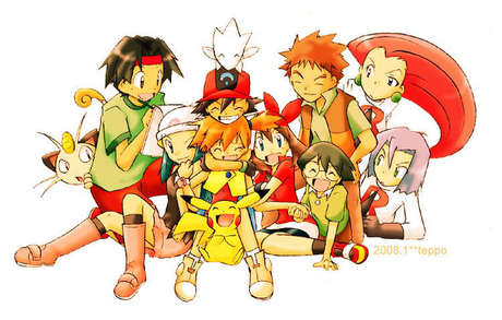 I respect your opinion, everybody loves Pokemon for different reasons. All that really matters is tha