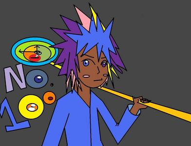 Sombodys name:Pain