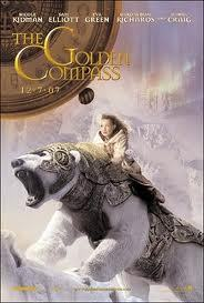 """This guy is more creepy than I thought! :) This is Polar Bear and girl from """"Golden Compass"""" on Binar"""