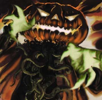 Um, do you mean Jack-o-lantern? If so, I found this here: http://everyjoe.com/entertainment/a-metal-s