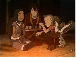 YUCKyum not sure he's stupid but he's funny stupid Zuko as a good guy