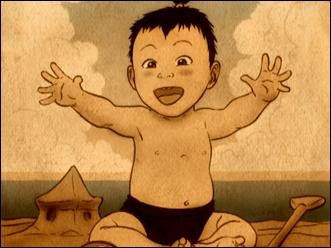 YUMMMM. I want some of that action. yum atau yuck, baby Ozai (aww, he's so CUTE!)
