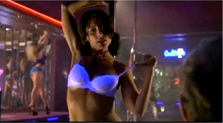 She is perfect as Lisa Cuddy. She did a magnificent job with the dance. She is strong with the right
