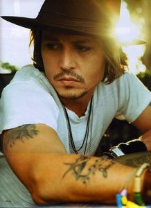 Johnny Depp , this picture ... &lt;333 