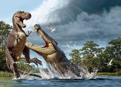 D-Deinosuchus