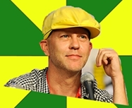 You get Ryan Murphy's 'Troller' yellow hat. 