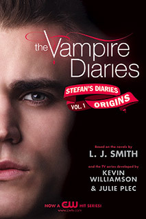 hey! what u guys think about the new trilogy of the VD? Stefan's diaries? sorry for being rude but I