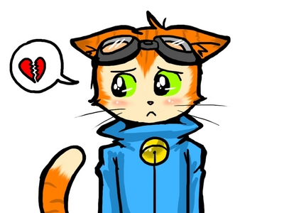 Blinx The Time Sweeper: *gives 당신 hug* *sniffle* I know how 당신 feel. I was never given attention. M