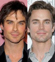 am i the only or he really looks like ian somerhalder PS: both are really hot :)