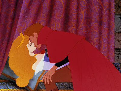 Sleeping Beauty(and also Beauty and the Beast)