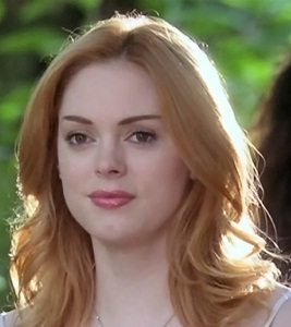 in season six, red-blonde