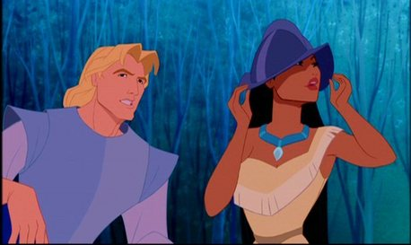 I suppose 你 couldn't find it, so here it is... Next, find a picture of Naveen dancing with Tiana.