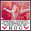 Kiss: Ron Hug: Tom Riddle (I'm always saying he needs a hug) Slap: Lavender Krum Fluer Cedric