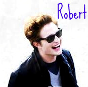 this is robert on the set, rather than a scene from the film as its the robert spot not the edward sp