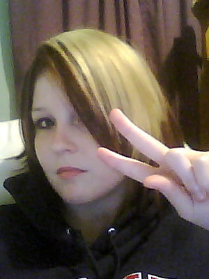 Here's meh. Straight from a webcam. XDDD