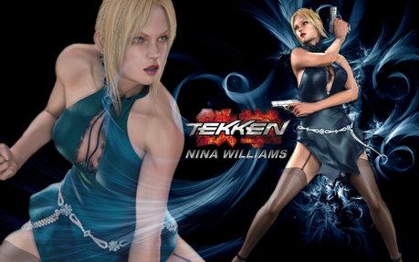 Nina Williams..cool & beautiful <3