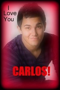 Carlos  is not hot ..... hes sexy !!! ♥