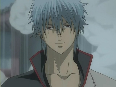 Gin from Gintama
