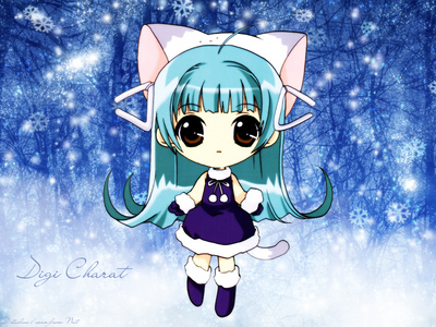 Rhina from Di Gi Charat