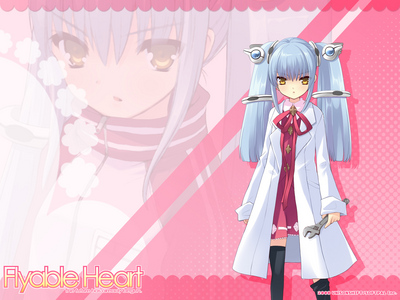 Kujo Kururi from Flyabe Heart