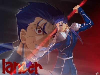 lancer from fate/stay night