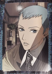 George from Paradise Kiss
