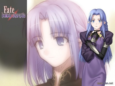 Caster from Fate Stay Night