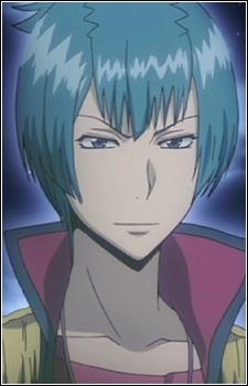Daemon Spade from Katekyo Hitman Reborn!