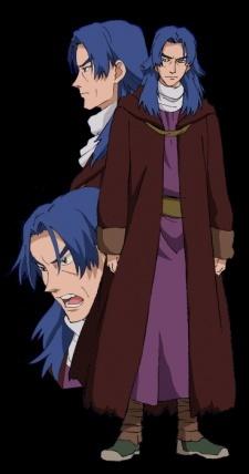 Eutus from Magical Shopping Arcade Abenobashi