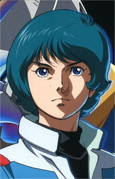 Kamille Bidan from Mobile Suit Zeta Gundam