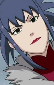 Guren from Naruto Shippuuden